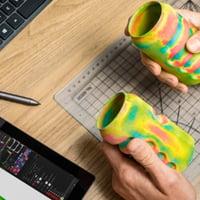 Color 3D Print HP
